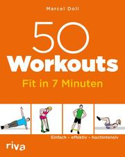 50 Workouts - Fit in 7 Minuten - Cover