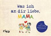 Was ich an dir liebe, Mama - Cover