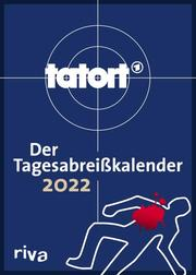 Tatort - Der Tagesabreißkalender 2022 - Cover