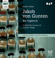 Jakob von Gunten - Ein Tagebuch
