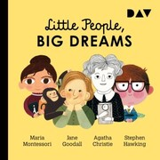 Little People, Big Dreams - Cover