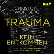 Trauma - Kein Entkommen. Katja Sands erster Fall - Cover
