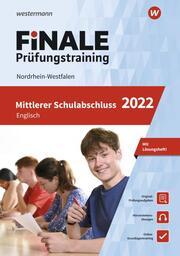 FiNALE - Prüfungstraining Mittlerer Schulabschluss Nordrhein-Westfalen - Cover