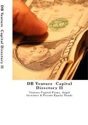 DB Venture Capital Directory 2018 -2019 II