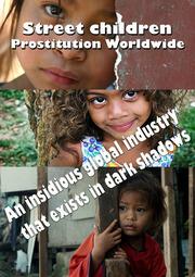 Street children Prostitution Worldwide