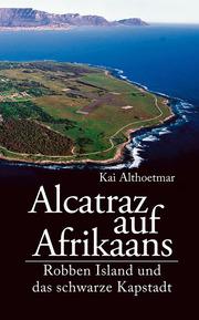 Alcatraz auf Afrikaans - Cover