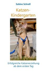 Katzen-Kindergarten - Cover
