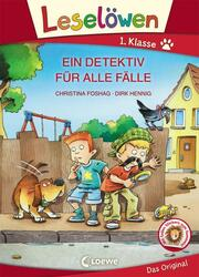 Ein Detektiv für alle Fälle - Cover