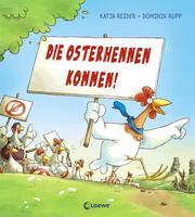 Die Osterhennen kommen! - Cover