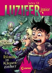 Luzifer junior - Ein Dämon im Klassenzimmer - Cover