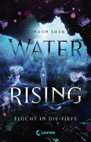 Water Rising - Flucht in die Tiefe - Cover