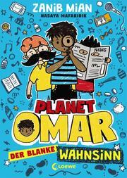 Planet Omar - Der blanke Wahnsinn - Cover