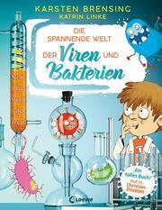 Die spannende Welt der Viren und Bakterien - Cover
