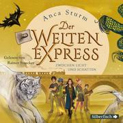 Der Welten-Express - Zwischen Licht und Schatten - Cover