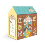 Die Schule der magischen Tiere - Meine große Hörbuchbox - Cover