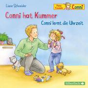 Conni hat Kummer / Conni lernt die Uhrzeit