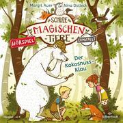 Der Kokosnuss-Klau - Cover