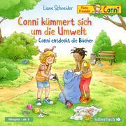 Conni kümmert sich um die Umwelt / Conni entdeckt die Bücher