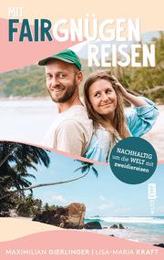 Mit Fairgnügen reisen - Cover