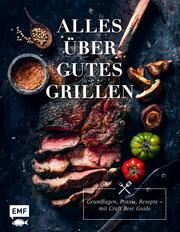 Alles über gutes Grillen - Cover