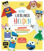 Meine Lieblingshelden - Das Bastelbuch - Cover