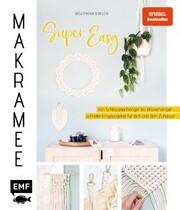 Makramee super easy - Cover