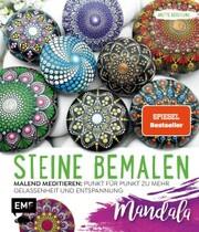 Steine bemalen - Mandala - Cover