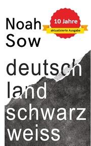 Deutschland Schwarz Weiß - Cover