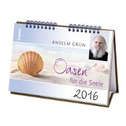 Oasen für die Seele 2016 - Cover