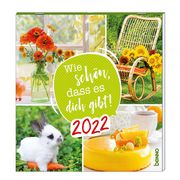 Wie schön, dass es dich gibt! 2022 - Cover