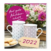 Auf gute Nachbarschaft 2022 - Cover