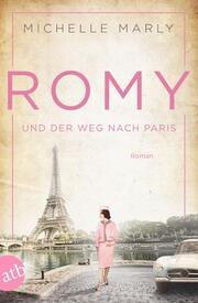 Romy und der Weg nach Paris - Cover