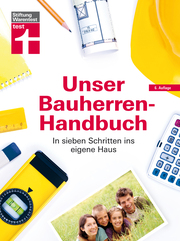 Unser Bauherren-Handbuch - Cover