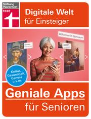 Geniale Apps für Senioren - Cover