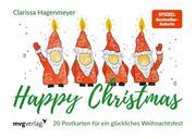 Happy Christmas: Postkarten
