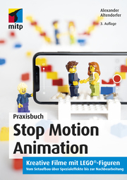 Stop Motion Animation - Cover