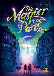 Die Magier von Paris - Cover