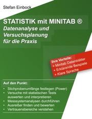 Statistik mit Minitab - Cover