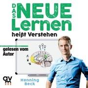 Das neue Lernen: heißt Verstehen - Cover