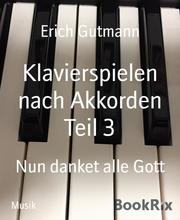 Klavierspielen nach Akkorden Teil 3 - Cover