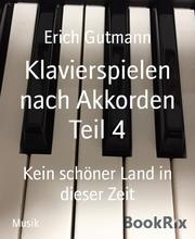 Klavierspielen nach Akkorden Teil 4 - Cover