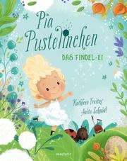 Pia Pustelinchen - Das Findelei - Cover