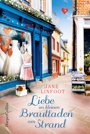Liebe im kleinen Brautladen am Strand - Cover