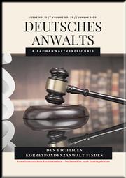 Deutsches Anwalts & Fachanwaltverzeichnis
