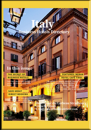 Business Hotels Directory Italy 2020
