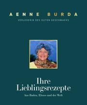 Aenne Burda - Verlegerin des guten Geschmacks - Cover