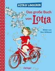 Das große Buch von Lotta - Cover