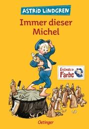 Immer dieser Michel - Cover