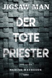 Jigsaw Man - Der tote Priester - Cover