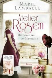 Atelier Rosen - Cover